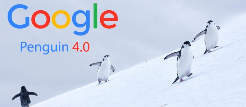 1 week na Google Penguin 4.0
