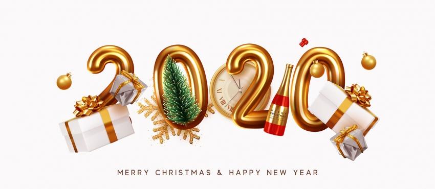 Bedankt om er een geweldig jaar van te maken